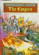 The Empire Warhammer Armies Rule Book rulebook (1992) A4 paperback